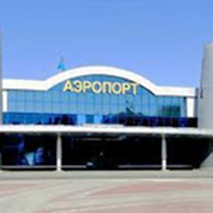 Аэропорты Димитровграда