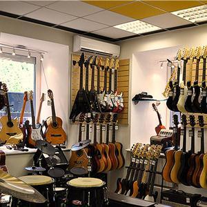 Музыкальные магазины Димитровграда