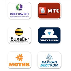 Операторы сотовой связи Димитровграда