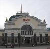 Железнодорожные вокзалы в Димитровграде