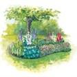 База отдыха и турбаза Дубрава - иконка «сад» в Димитровграде